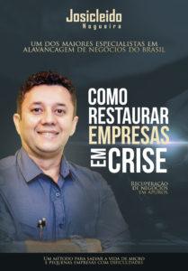Capa - Como Restaurar Empresas em Crise - Josicleido Nogueira