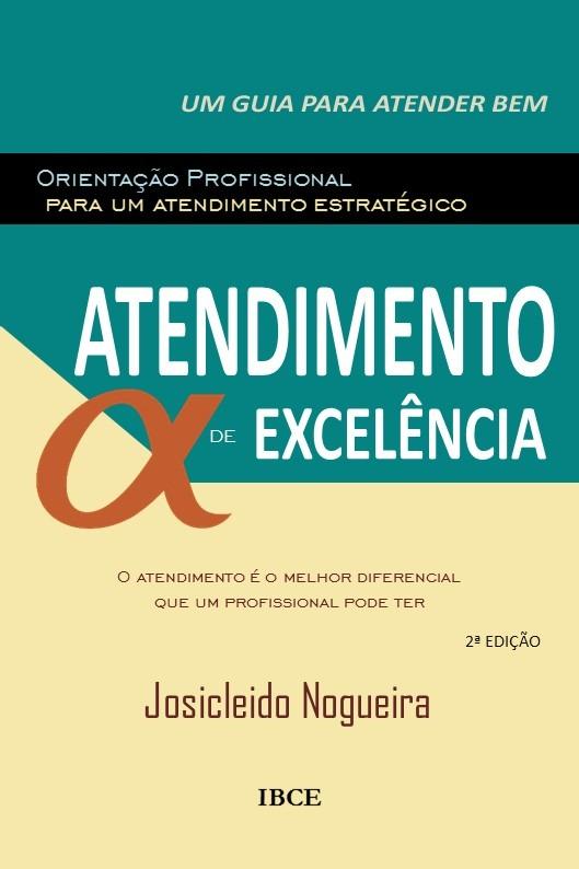 Capa Atendimento de Excelência - 2ª Edição
