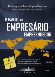 Livro -O Manual do Empresário Empreendedor - 3ª Edição