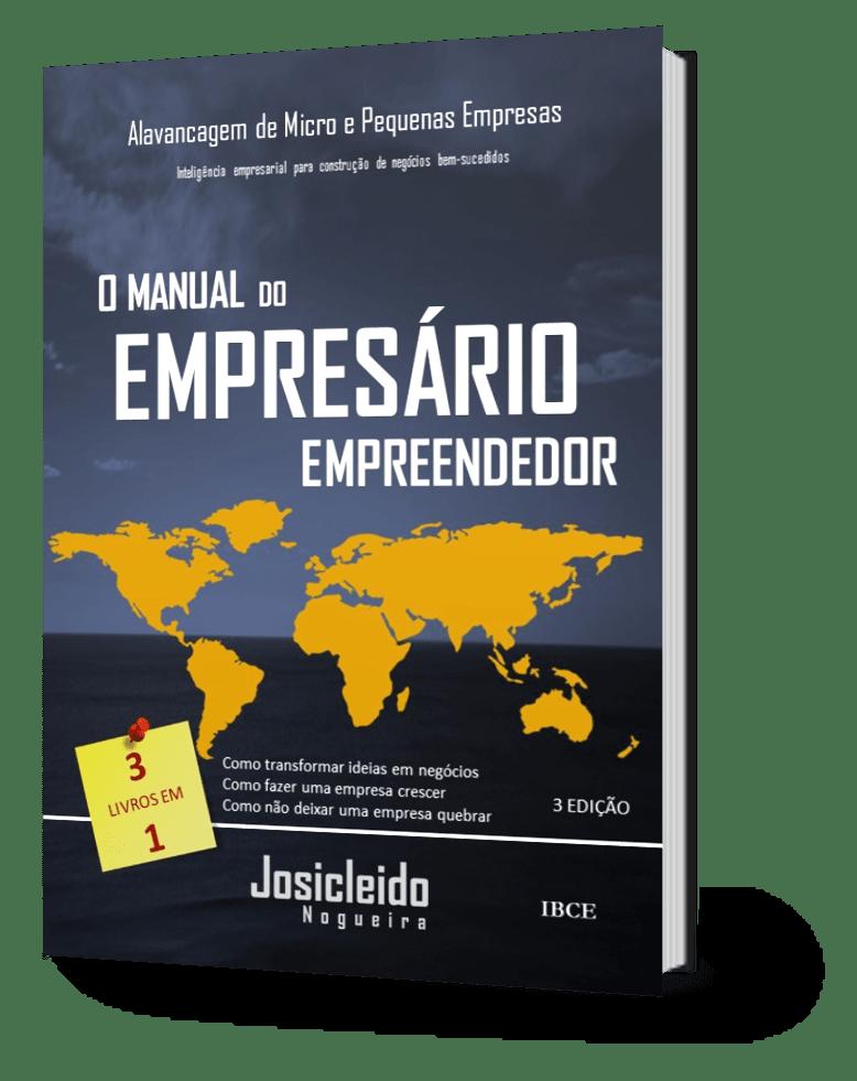 Livro - O Manual do Empresário Empreendedor - 3ª Edição