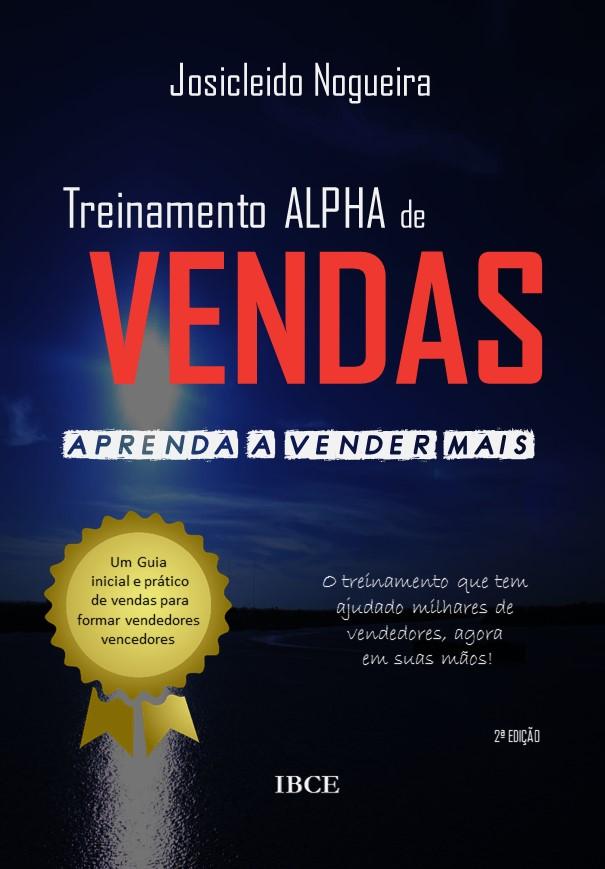Livro Treinamento Alpha de Vendas - 2ª Edição